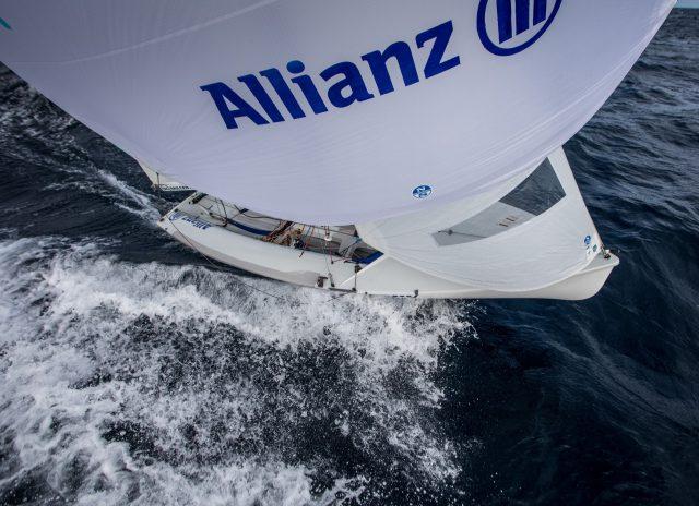 Allianz partner Watersportverbond and World Sailing Championships