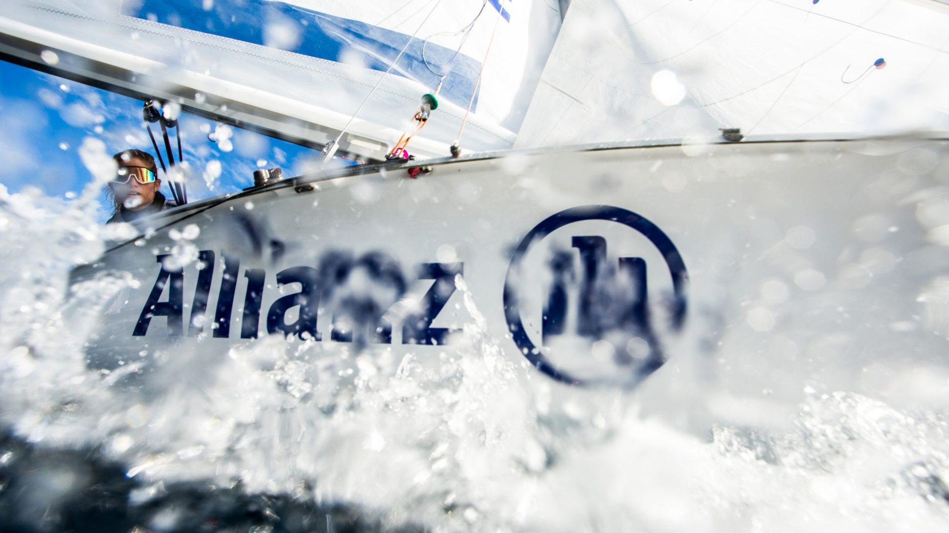 Afrodite Zegers and Lobke Berkhout Team Allianz-62