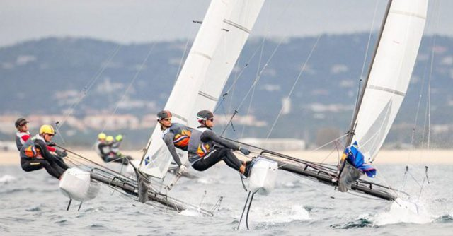 "TeamNL Sailing look ahead: ""2020 Olympics postponed, but not 2024"""