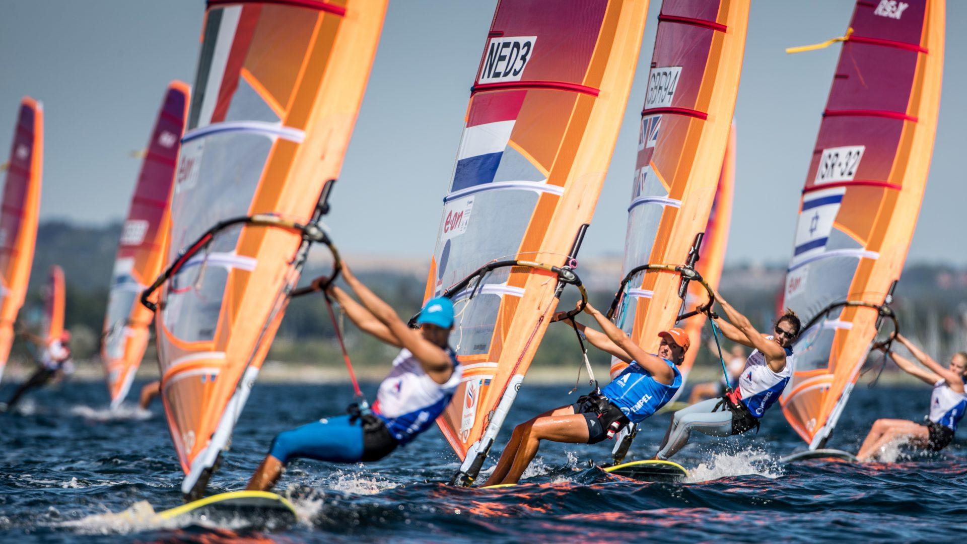 Allianz Wereldkampioen schappen zeilen 2023