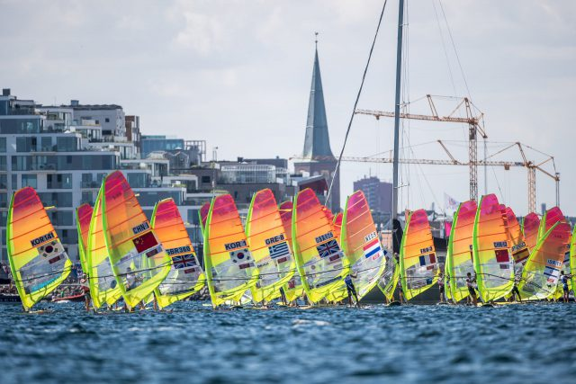 World Sailing Championships 2022 will take place in The Hague