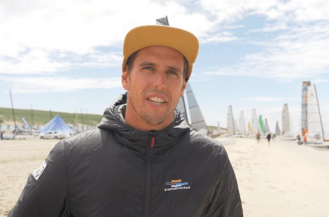 Van Rijsselberghe WK zeilen toernooidirecteur in 2021 en 2022